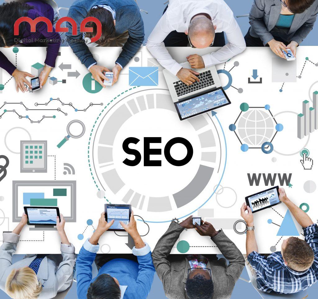 تصدر محرك البحث عبر خدمات سيو