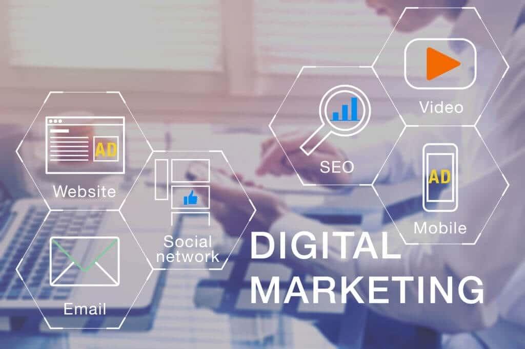 التسويق الرقمي ما هو - مميزات وعيوب واستراتيجيات التسويق الرقمي دليلك الشامل